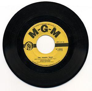 mange disque 45 tours