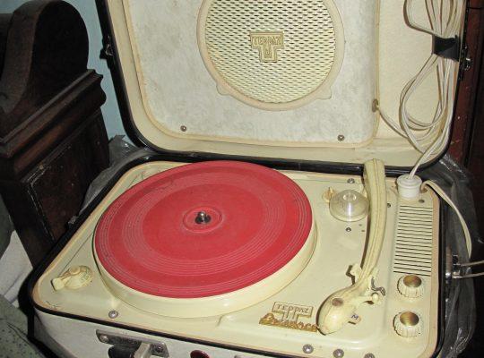 teppaz electrophone